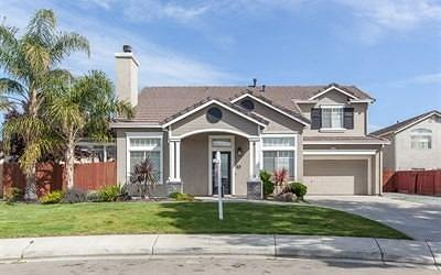 Tracy Single Family Home For Sale: 1252 Cedarglen Court