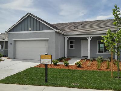 Rocklin Single Family Home Sold: 3271 Hoot Owl Loop