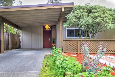 Davis CA Single Family Home For Sale: $518,880