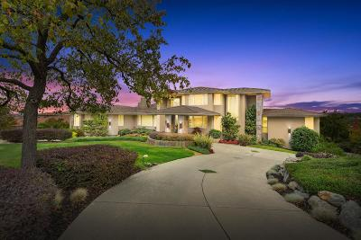 El Dorado Hills Single Family Home For Sale: 4601 Gresham Drive