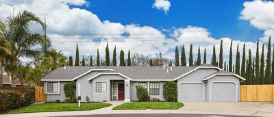 Manteca Single Family Home For Sale: 1016 Sanford Place