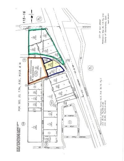 Elk Grove Residential Lots & Land For Sale: East Stockton Boulevard
