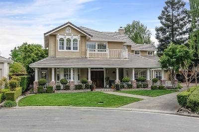 Stockton Single Family Home For Sale: 4328 Gleneagles Court