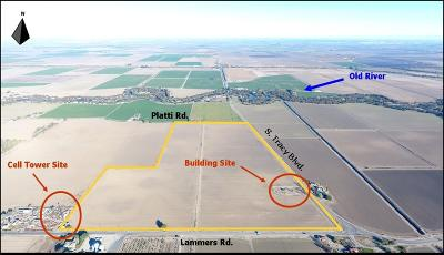 Tracy Commercial Lots & Land For Sale: 18565 South Tracy Blvd