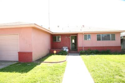 Merced Single Family Home For Sale: 1406 Queens Circle