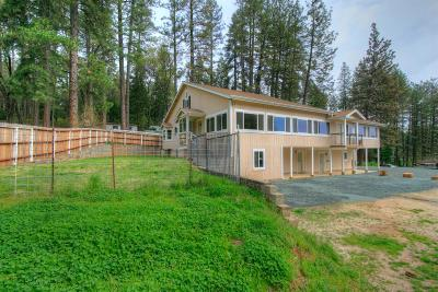 Grass Valley Single Family Home For Sale: 549 Glenwood Road