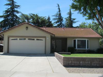 Tracy Single Family Home For Sale: 6 Silkwood