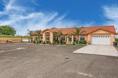 Stockton Single Family Home For Sale: 3335 South El Dorado Street