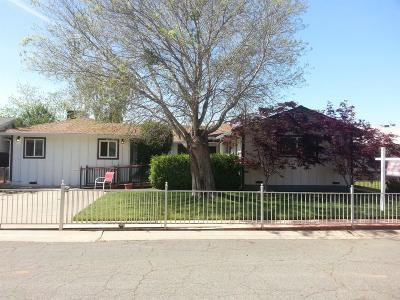 Rancho Cordova Single Family Home For Sale: 2554 Vernaccia Circle