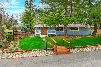 Placerville Single Family Home For Sale: 1379 Katie Lane