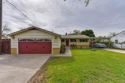 Orangevale Single Family Home For Sale: 6429 Walnut Avenue