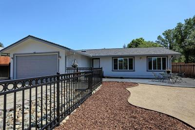 Fair Oaks Single Family Home For Sale: 5400 Buena Ventura Way