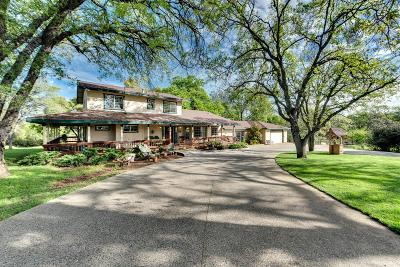 Vallecito Single Family Home For Sale: 3860 Poag Road