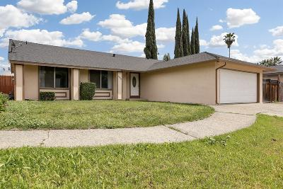 Tracy Single Family Home For Sale: 2340 Lincoln Boulevard