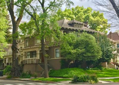 Single Family Home For Sale: 2301 Capitol Avenue