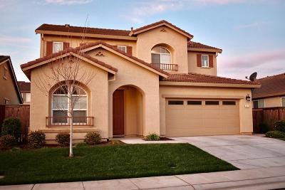 Elk Grove Single Family Home For Sale: 6605 Cordially Way