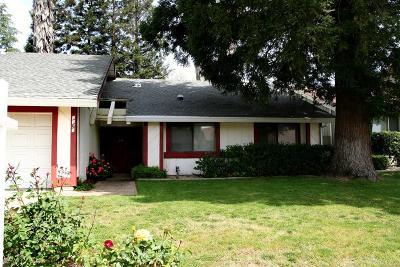 Rancho Cordova Single Family Home For Sale: 2361 Rudat Circle