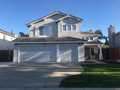 Tracy Single Family Home For Sale: 1423 Whittingham Drive