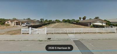 Stockton Residential Lots & Land For Sale: 2530 South Harrison Street