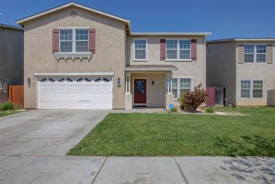 Merced Single Family Home For Sale: 3063 Bodie Street