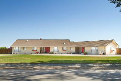 Yuba City Single Family Home For Sale: 2468 Lincoln Road