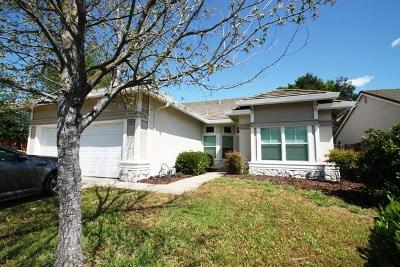 Elk Grove Single Family Home For Sale: 8509 Sheldon North Drive