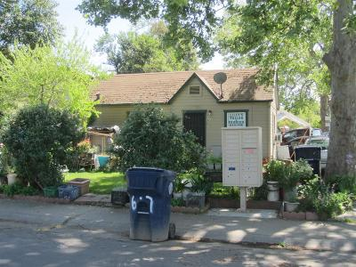 Sacramento Multi Family Home For Sale: 420 Cleveland Avenue