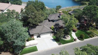 Rancho Murieta Single Family Home For Sale: 6601 Camino Del Lago