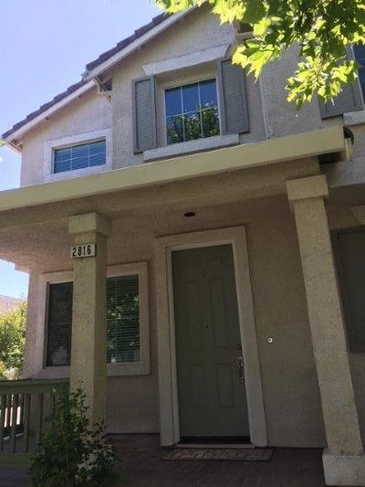 Elk Grove Single Family Home For Sale: 2816 Babson Drive