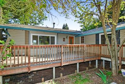 Pioneer Single Family Home For Sale: 23400 Fortress Way