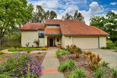 Davis CA Single Family Home For Sale: $975,000