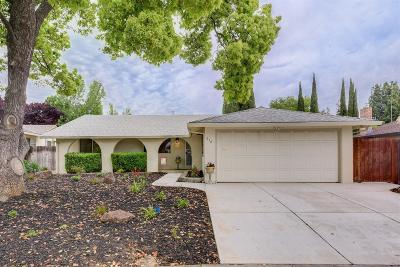 Fairfield CA Single Family Home Sold: $390,000