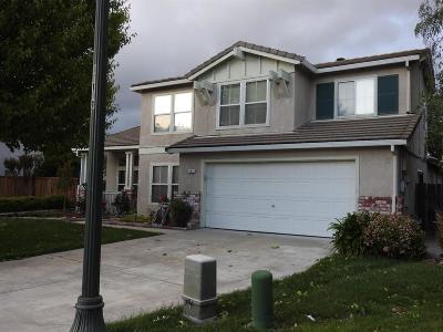 Stockton Single Family Home For Sale: 3442 Grandi Circle