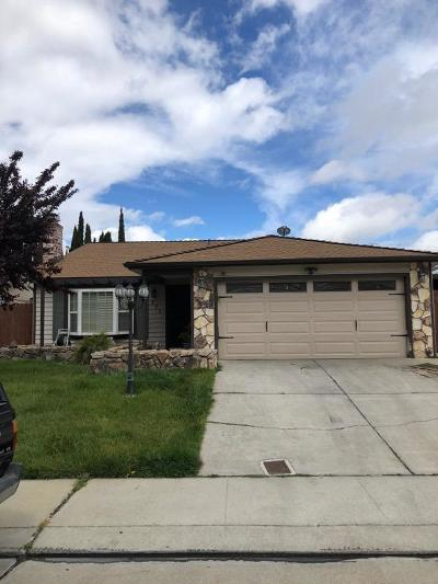 Lathrop Single Family Home Active Short Sale: 271 Camish