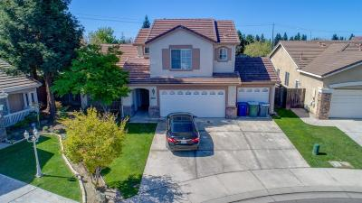 Merced Single Family Home For Sale: 3607 Swan Court
