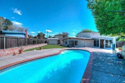 Milpitas Single Family Home For Sale: 1557 Jupiter Way
