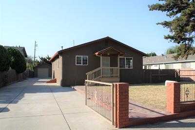 Lodi Single Family Home For Sale: 312 Poplar St