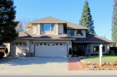Rocklin Single Family Home For Sale: 5322 Humboldt Drive