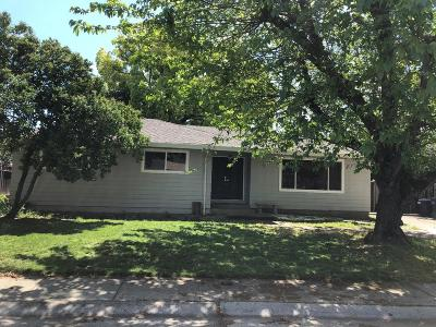 Carmichael Single Family Home For Sale: 1540 Gregory Way