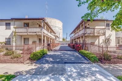 Sacramento Multi Family Home For Sale: 3209 L Street #3213