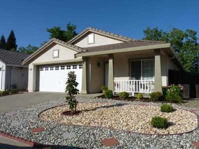 Rancho Cordova Single Family Home For Sale: 10750 Basie Way