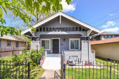 Stockton Single Family Home For Sale: 1420 North Harrison Street