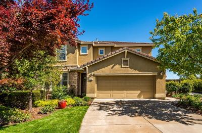 El Dorado Hills Single Family Home For Sale: 619 Mazza Court