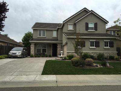 Rancho Cordova Single Family Home For Sale: 12300 Habitat Way