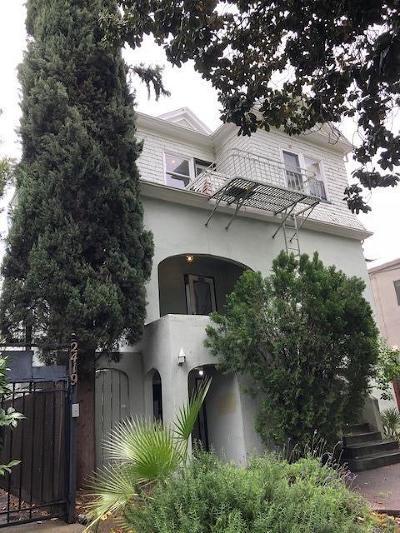 Sacramento Multi Family Home For Sale: 2423 L Street