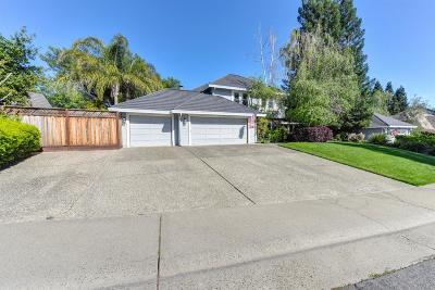 Granite Bay Single Family Home For Sale: 6845 Boardwalk Drive