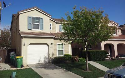 Stockton Single Family Home For Sale: 10686 Sellers Circle