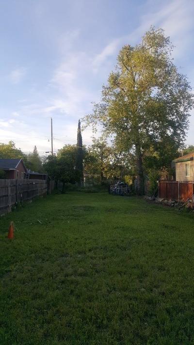 Sacramento Residential Lots & Land For Sale: 3541 7th Avenue