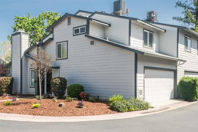 Citrus Heights Condo For Sale: 6362 Slippery Creek Lane