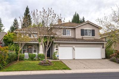 Granite Bay Single Family Home For Sale: 9905 Village Center Drive